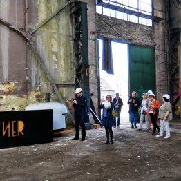 Wizyta w Dąbrowie Górniczej