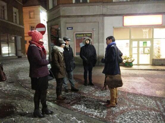 O rewitalizacji w Wałbrzychu